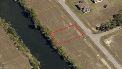 Cape Coral Residential Lots & Land For Sale: 1103 NE 37th Ter