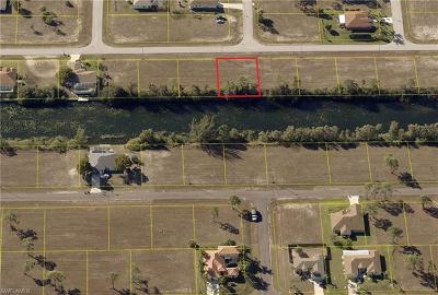 Cape Coral Residential Lots & Land For Sale: 1927 NW 26th St