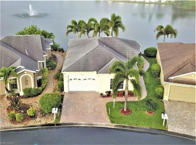 Estero Single Family Home For Sale: 10714 Aqua Surf Ct