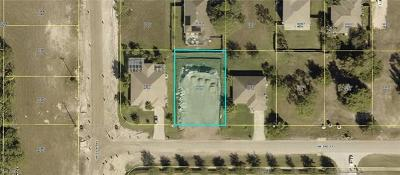 Cape Coral Residential Lots & Land For Sale: 2833 SW 3rd St