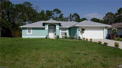 Lehigh Acres Single Family Home For Sale: 145 Viewpoint Dr
