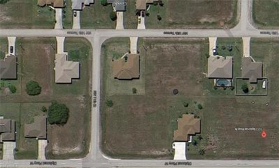 Cape Coral Residential Lots & Land For Sale: 1212 Diplomat Pky W