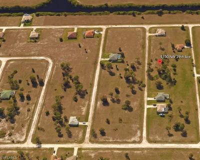 Cape Coral Residential Lots & Land For Sale: 4150 NW 39th Ave