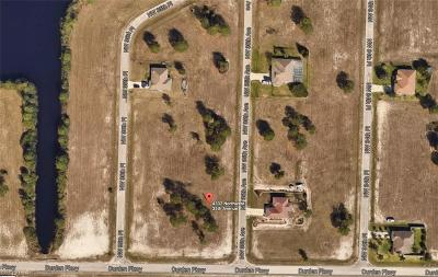 Cape Coral Residential Lots & Land For Sale: 4332 NW 35th Ave
