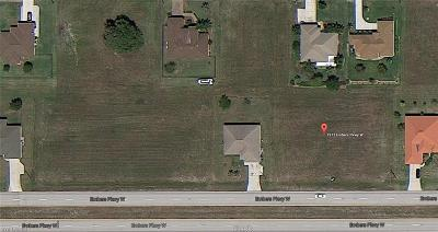 Cape Coral Residential Lots & Land For Sale: 1913 Embers Pky W