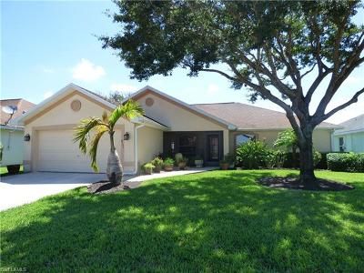 Lehigh Acres Single Family Home For Sale: 8131 Liriope Loop
