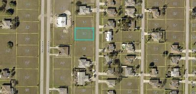 Cape Coral Residential Lots & Land For Sale: 2210 NE 8th Pl