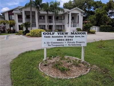 Lehigh Acres Condo/Townhouse For Sale: 2231 E 5th St #205