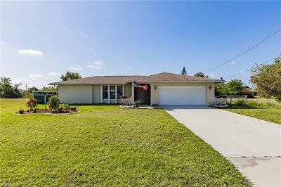 Cape Coral Single Family Home For Sale: 630 SE 1st Ter
