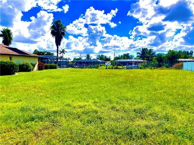Cape Coral Residential Lots & Land For Sale: 2328 SE 15th Ter