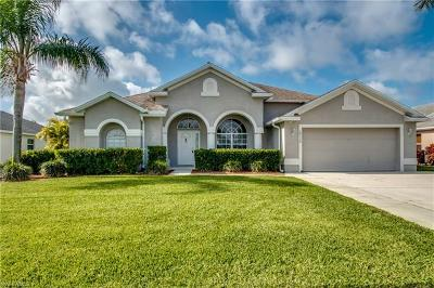 Lehigh Acres Single Family Home For Sale: 18320 Plumbago Ct