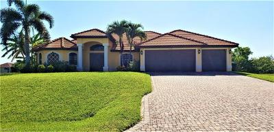 Cape Coral Single Family Home For Sale: 1326 NE 6th Ave