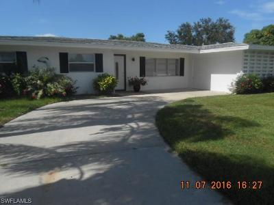 North Fort Myers Rental For Rent: 1729 Cobia Way