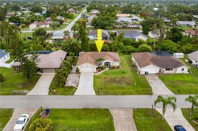 Fort Myers, Fort Myers Beach Single Family Home For Sale: 8328 Buena Vista Rd