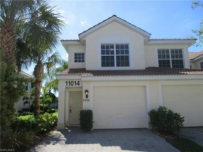 Fort Myers Condo/Townhouse For Sale: 11014 Mill Creek Way #2308