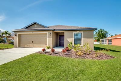 Cape Coral Single Family Home For Sale: 2145 NW 21st Pl