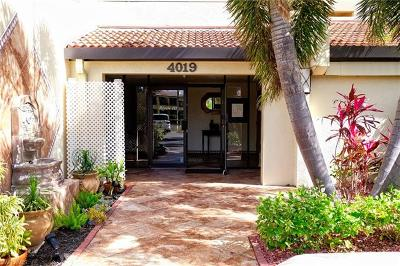 Cape Coral Condo/Townhouse For Sale: 4019 SE 20th Pl #402