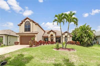 Cape Coral Single Family Home For Sale: 1713 SW 44th St