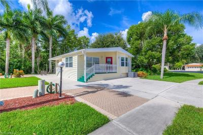 Naples Mobile/Manufactured For Sale: 4027 Crystal Lake Dr