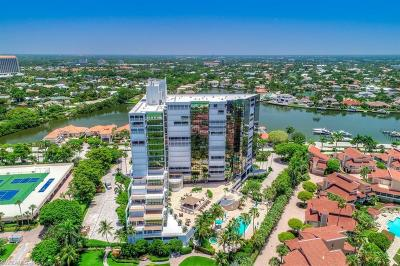 Naples Condo/Townhouse For Sale: 4751 Gulf Shore Blvd #505