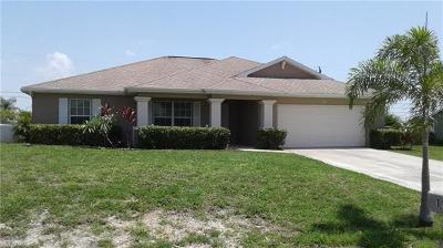 Cape Coral Single Family Home For Sale: 120 NW 7th St