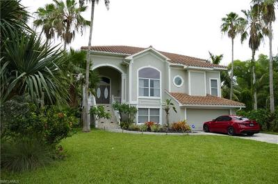 Fort Myers Single Family Home For Sale: 15750 Catalpa Cove Dr