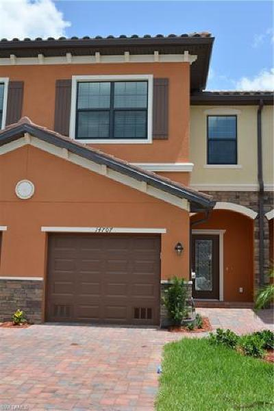 Fort Myers, Fort Myers Beach Condo/Townhouse For Sale: 14707 Summer Rose Way