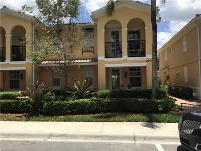 Bonita Springs Condo/Townhouse For Sale: 28704 Alessandria Cir