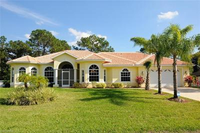 Lehigh Acres Single Family Home For Sale: 706 Jefferson Ave