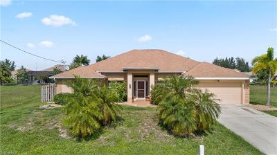 Cape Coral Single Family Home For Sale: 1149 NW 27th Ct