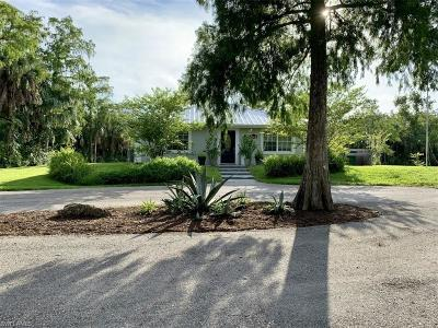 Naples Single Family Home For Sale: 11120 Immokalee Rd