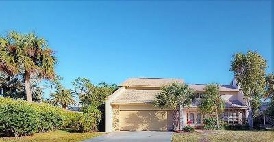 Fort Myers Single Family Home For Sale: 16852 Fox Den