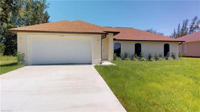 Cape Coral Single Family Home For Sale: 506 NW 3rd Ter