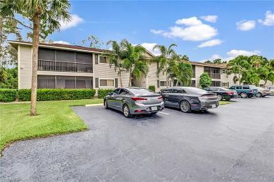 Fort Myers Condo/Townhouse For Sale: 14831 Summerlin Woods Dr #7