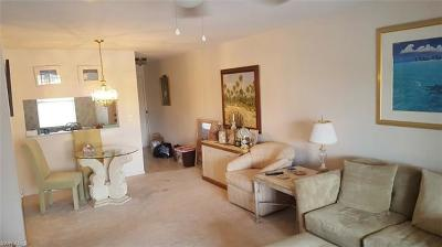 Fort Myers Condo/Townhouse For Sale: 6146 Whiskey Creek Dr #723