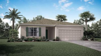 Lehigh Acres Single Family Home For Sale: 2924 28th St W