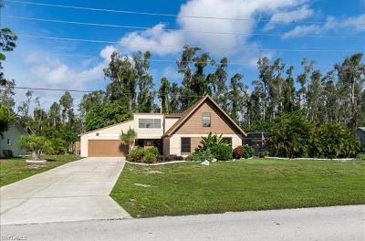 Fort Myers Single Family Home For Sale: 17316 Phlox Dr