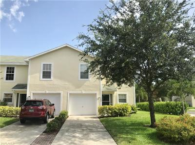Fort Myers Condo/Townhouse For Sale: 5200 Glenlivet Rd