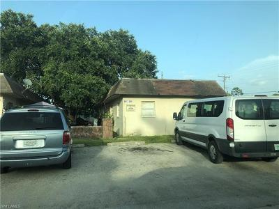 Fort Myers FL Multi Family Home For Sale: $140,000