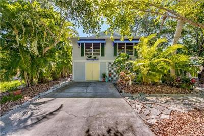 Fort Myers Beach Single Family Home For Sale: 177 Dundee Rd