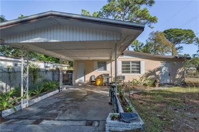 Fort Myers Single Family Home For Sale: 2255 Stella St
