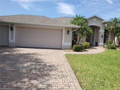 Fort Myers Rental For Rent: 17550 Sterling Lake Dr