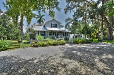 Fort Myers Single Family Home For Sale: 12131 Coyle Rd