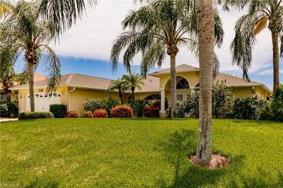 Cape Coral Single Family Home For Sale: 4118 SW 26th Pl
