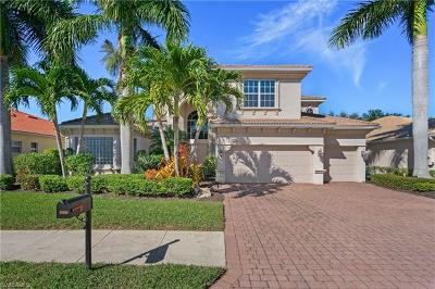 Estero Single Family Home For Sale: 19480 La Serena Dr
