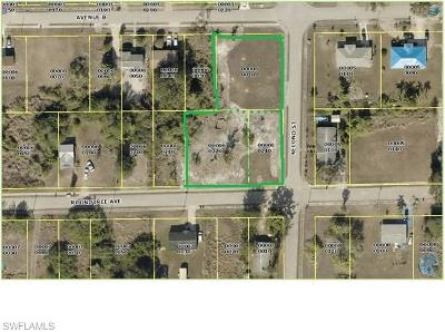 Alva Residential Lots & Land For Sale: 23110 Avenue B