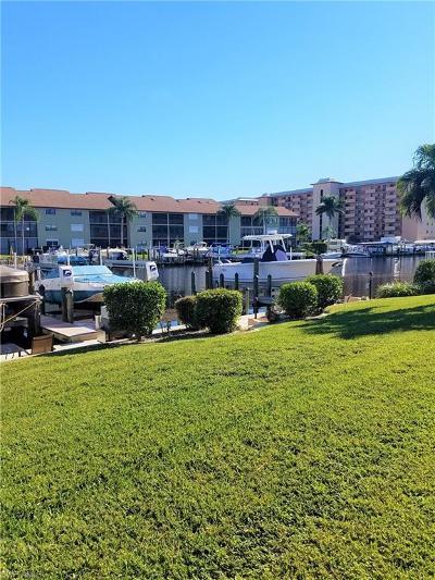 Cape Coral Condo/Townhouse For Sale: 4229 SE 19th Pl #1D