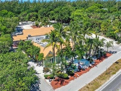 Sanibel Commercial For Sale: 1523 Periwinkle Way