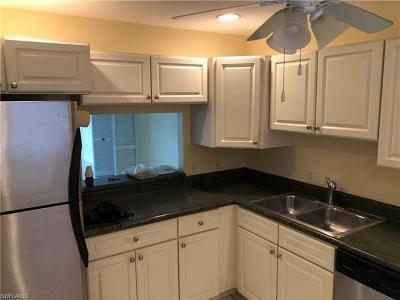 Cape Coral Condo/Townhouse For Sale: 632 Victoria Dr #205