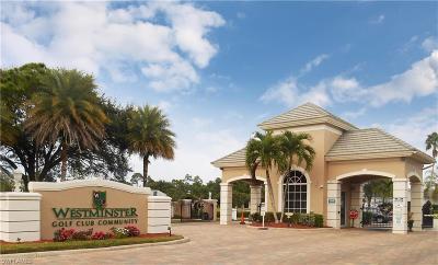 Single Family Home For Sale: 2160 Oxford Ridge Cir